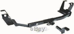 05-07 CHRYSLER TOWN & COUNTRY With STOW & GO SEATS TRAILER TOW HITCH With WIRING KIT