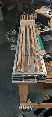 1/14 Tamiya Flatbed Drop Deck Trailer Knight King Grand Hauler Scania 45.5 Long
