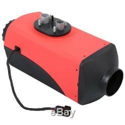12v 5kw Diesel Air Heater LCD Switch For Trucks Boat Car Trailer