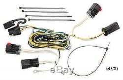 2005-2007 DODGE GRAND CARAVAN With STOW & GO SEATS TRAILER TOW HITCH With WIRING KIT