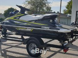 2019 Yamaha VX Deluxe 3-seater on double trailer (LIKE NEW, ONLY 3 ACTUAL HRS!)
