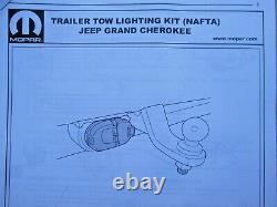 2021-2022 OEM Jeep Grand Cherokee L Trailer Hitch Wiring Kit 82216041AB