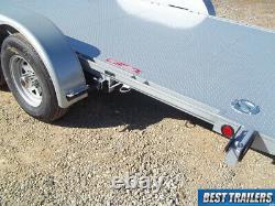 2021 kwik load New 7 x 20 10k roll back tilt carhauler trailer deluxe toolbox
