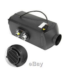 5kw Car Air Diesel Heater kit & Remote & 10L Tank For Trucks Boat Car Trailer