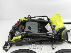 Allen Sports AS1-G Deluxe Steel 1-Child Bicycle Trailer and Stroller