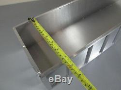 Aluminum Dump Tipper Bed ONLY for Custom Made Tamiya 1/14 Trailer King Hauler