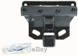 CLASS 3 TRAILER HITCH PACKAGE w 2 BALL FOR 2007-2010 JEEP GRAND CHEROKEE