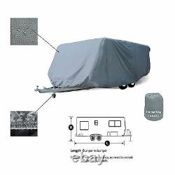 Casita Spirit Deluxe 16 Camper Trailer Travel Storage Cover