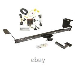 Class 2 Trailer Hitch & Wiring + Mount for 11-20 Grand Caravan, Town & Country