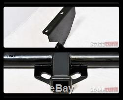 Class 3/Iii Trailer Hitch Receiver Rear Tube Towing Kit Fit 99-04 Grand Cherokee