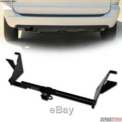 Class 3 Trailer Hitch Receiver Rear Tube Towing Kit For 04-07 Caravan Stow-N-Go