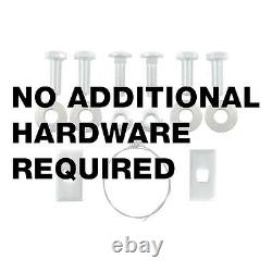 Class 3 Trailer Hitch & Tow Wiring for 2011-2020 Grand Caravan, Town & Country