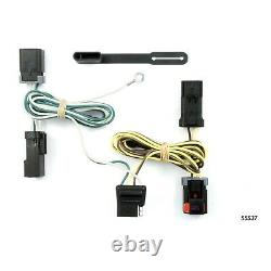 Class 3 Trailer Hitch & Wiring For 2005-2007 Dodge Grand Caravan Town & Country