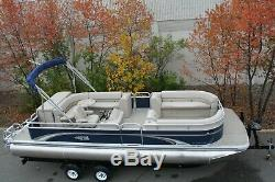Coming soon- 25 ft Grand Island Cruise with 115 and trailer