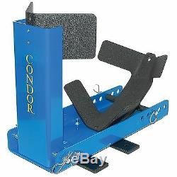 Condor Scooter Chock Trailer Pit Stop Stand Maintenance Hauling