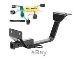 Curt Class 1 Trailer Hitch & Wiring for Jeep Grand Cherokee SRT8