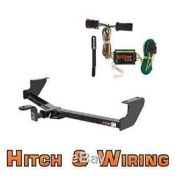 Curt Class 2 Trailer Hitch withMount & Wiring for 2001-2003 Town & Country/Caravan