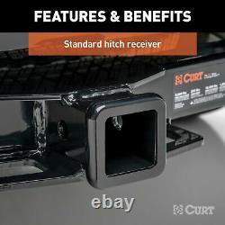 Curt Class 3 Trailer Hitch Receiver 13182 For 2011-2021 Durango / Grand Cherokee