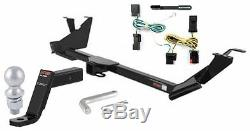Curt Class 3 Trailer Hitch Tow Package for Town & Country/Caravan/Grand Caravan