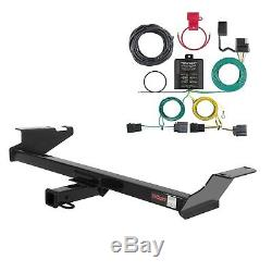 Curt Class 3 Trailer Hitch & Wiring for Grand Caravan/Town & Country