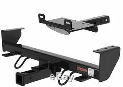 Curt Front Mount Trailer Hitch & Winch Mount Plate for Durango/ Grand Cherokee