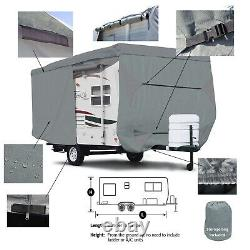 Deluxe Winnebago Minnie 2101DS Travel Trailer Camper Storage Cover