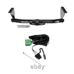 Draw-Tite Class III/IV Trailer Receiver Hitch & Wiring for 99-04 Grand Cherokee