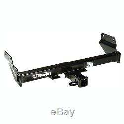 Draw Tite Class III Receiver Trailer Hitch Fits 2011-2019 Jeep Grand Cherokee