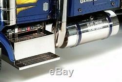Electric RC Big Truck Series #43 Trailer Head Grand Hauler 114Model Kit Tamiya