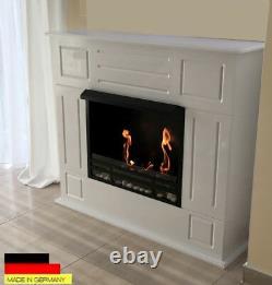 Ethanol Firegel Fireplace Cheminee Camino Kamin Chimenea Dion XXL Deluxe Royal