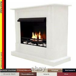 Ethanol Fireplace Firegel Caminetti Cheminee Rafael Deluxe Choose the color