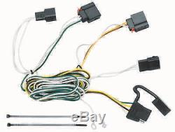 Fits 2007-2010 Jeep Grand Cherokee Class 3 Trailer Hitch & Wiring 75338