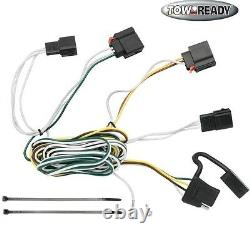 Fits 2011-2013 Jeep Grand Cherokee Class Trailer Hitch & Tow Wiring 75699