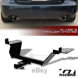 For 1997-2008 Pontiac Grand Prix Class 2 Trailer Hitch Receiver Bumper Tow 1.25