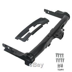 For 2011-2019 Jeep Grand Cherokee Class IV Trailer Hitch Receiver Hitch & Bezel