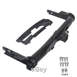 For 2011-2019 Jeep Grand Cherokee Trailer Hitch Receiver + Bezel Cover +Hardware