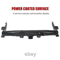 For 2011-2020 Jeep Grand Cherokee Trailer Hitch Receiver Hitch Bezel 82212180AD