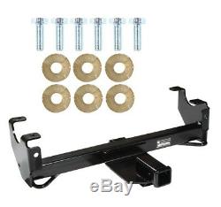 Front Mount Trailer Tow Hitch For 93-98 Jeep Grand Cherokee ZJ 93 Grand Wagoneer