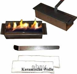 Gel and ethanol Fire Place model Celin Deluxe / Choose from 6 different colors