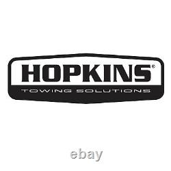 Hopkins 40955 Multi Tow 7 Way RV/4 Flat Trailer Connector Wiring Kit for Ford/GM