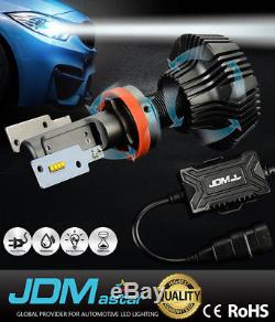 JDM ASTAR 8G 8000L H11 LED Headlight Low Beam DRL Fog Cornering Light Bulb White