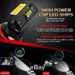 JDM ASTAR G5 9007/HB5 LED Headlight Kit Dual Beam Bulbs Xenon White Mini Design