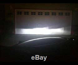 JDM ASTAR T2 9007/HB5 Car LED Headlight High Low Beam Bulbs Lamps White Replace