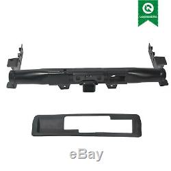 NEW Trailer Hitch Receiver With Cover Bezel For 2011-2019 Jeep Grand Cherokee 5