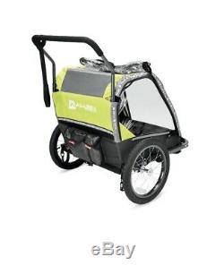 NEWAllen sports Deluxe Bike Trailer / Stroller