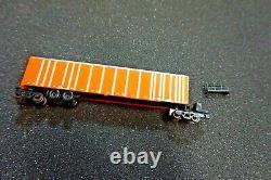 NOS Deluxe Innovations SCHNEIDER N Scale Roadrailer Trailer Cars 180510 Set #2