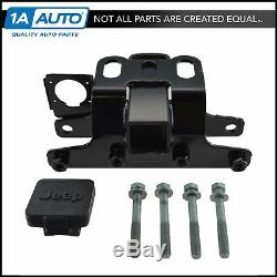 OEM Class 3 Trailer Hitch Receiver & Install Kit for Grand Cherokee Commander