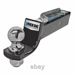 Reese Trailer Tow Hitch For 11-19 BMW X3 Deluxe Package Wiring 2 Ball and Lock