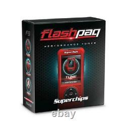 Superchips 2845 Flashpaq F5 Performance Programmer For 99-20 GM SUV/Truck/Car