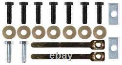 TRAILER HITCH PACKAGE DELUXE with 2 FOR 13-17 BUICK ENCLAVE, CHEVY TRAVERSE 75528